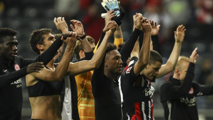 Eintracht Frankfurt v FC Vaduz - UEFA Europa League Third Qualifying Round