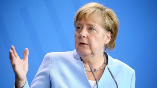 Merkel empfängt Litauens Präsident Nauseda