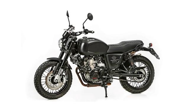 125 er motorrad