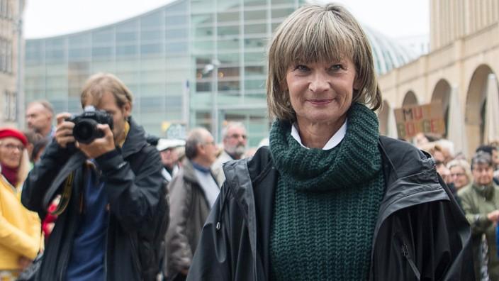 Merkel besucht Chemnitz