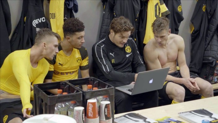 "Amazon-Doku-Serie ´Inside Borussia Dortmund"""