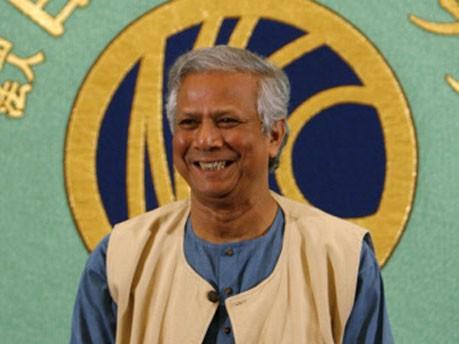 Muhammad Yunus, Foto: Reuters
