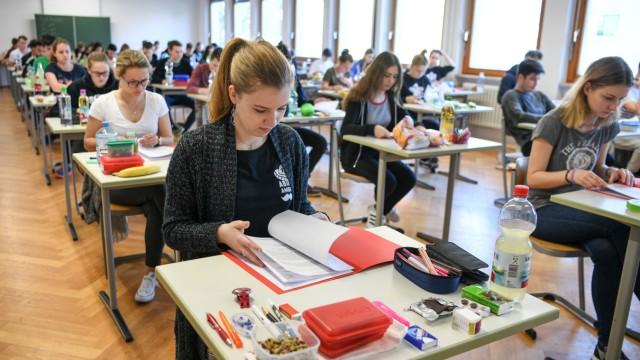 Abiturprüfungen im Fach Deutsch