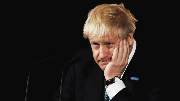 Brexit: Boris Johnson, britischer Premierminister