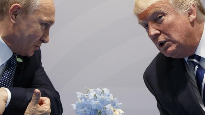 Moskau: USA haben INF-Vertrag für beendet erklärt