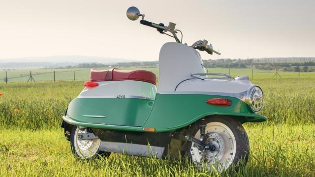 Motorroller, Cezeta