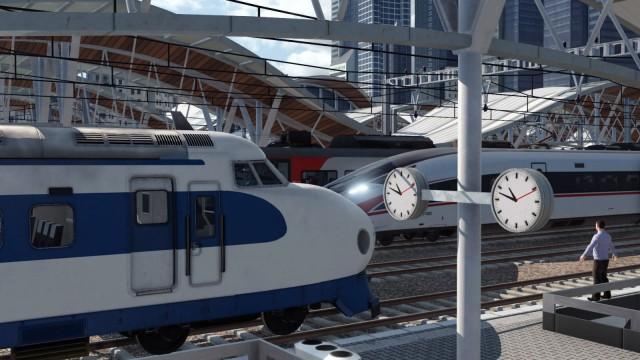 Screenshot Transport fever 2 gamescom