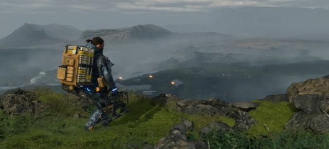 Gamescom Screenshot Death Stranding