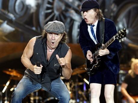 AC/DC im Olympiastadion, München