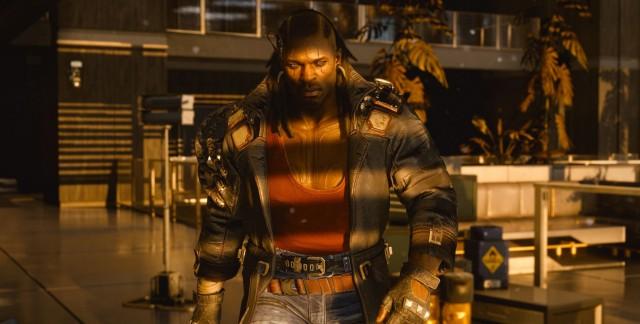 screenshot gamescom cyberpunk