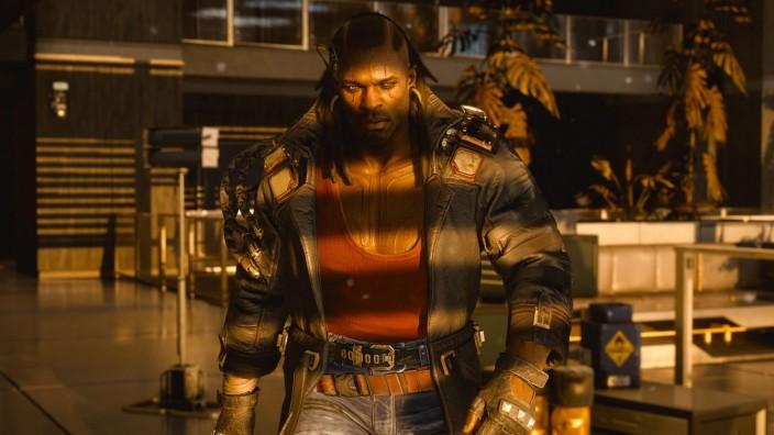 Screenshot des Spiels Cyberpunk 2077