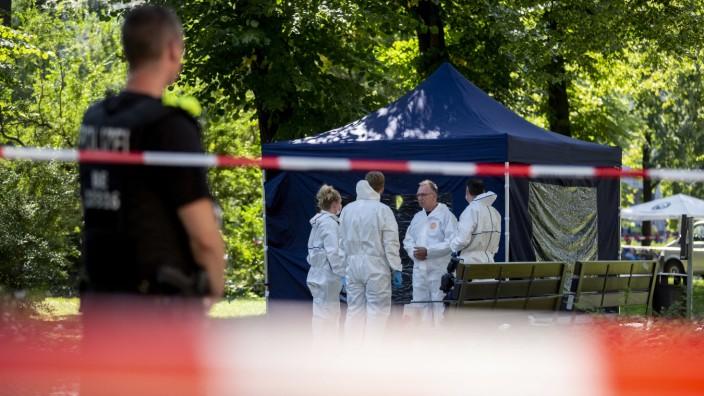 Mord in Berlin: Ein Georgier wurde 2019 in Moabit erschossen