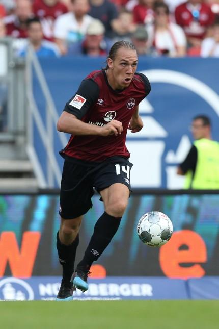25 08 2019 Fussball Saison 2019 2020 2 Fussball Bundesliga 04 Spieltag 1 FC Nürnberg N