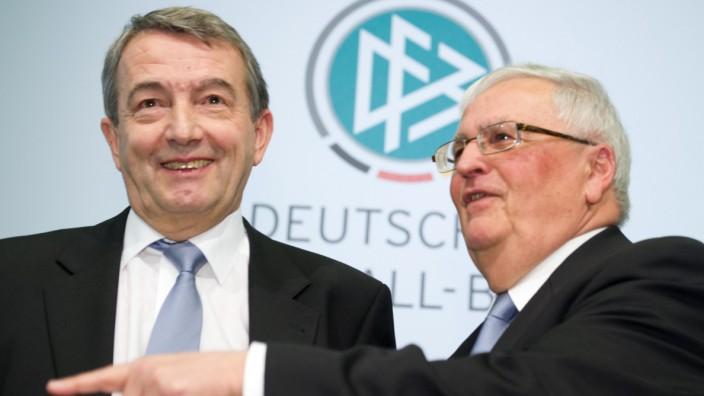 Theo Zwanziger und Wolfgang Niersbach