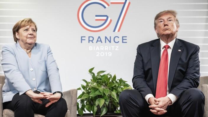 G7-Gipfel in Frankreich