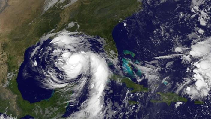 Hurrikan 'Nate'