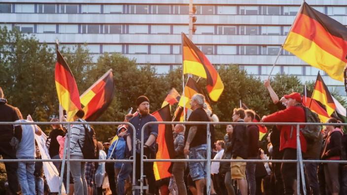 Demonstration Pro Chemnitz