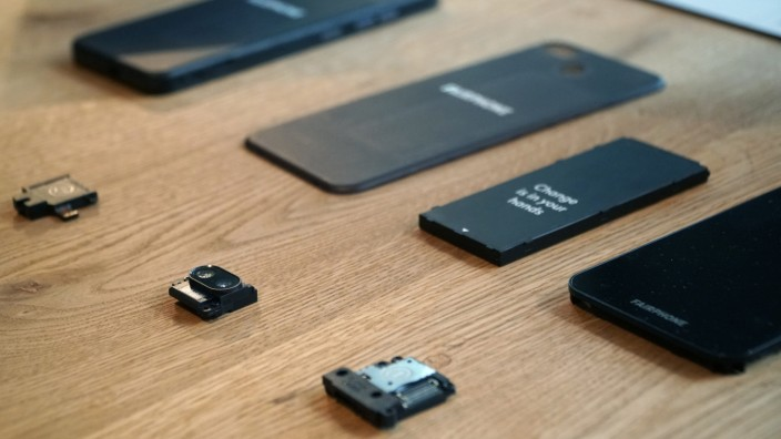 Modulares Smartphone: Drittes Fairphone kostet 450 Euro