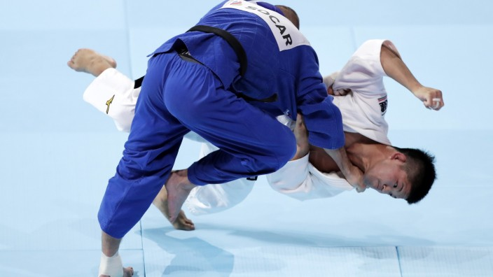World Judo Championships - Day 3