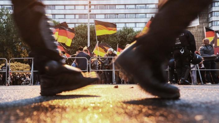 Rassismus Neonazis Chemnitz