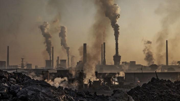 BESTPIX Illegal Steel Factories Dodge China Emissions Laws