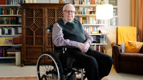 Hans-Jochen Vogel, 2019