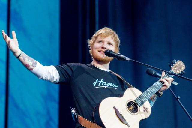 Musiker Sheeran