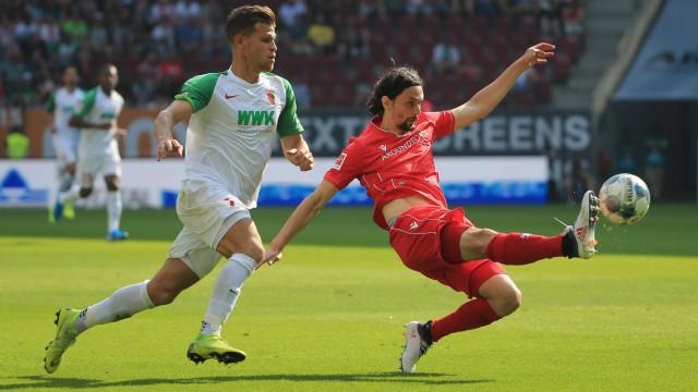 Bundesliga - Neven Subotic beim Spiel FC Augsburg gegen Union Berlin