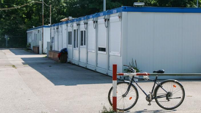 Asylbewerber Unterkunft