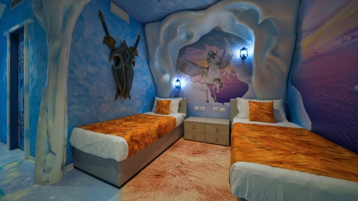 Gardaland Magic Hotel Gardasee Italien Hoteltest