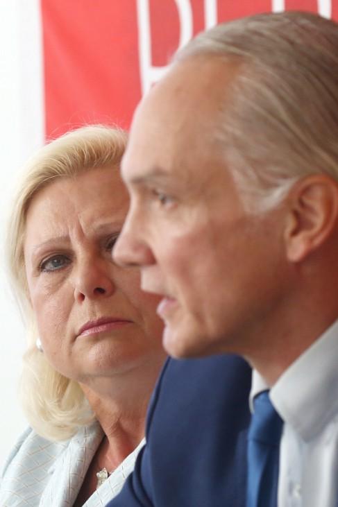 Kandidatenteam für SPD-Vorsitz