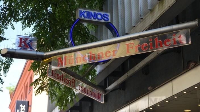 Eine Schwabinger Filmheimat, die es nicht mehr gibt: die Kinos Münchner Freiheit. Nun soll ein ganz anderer Mieter nachrücken.