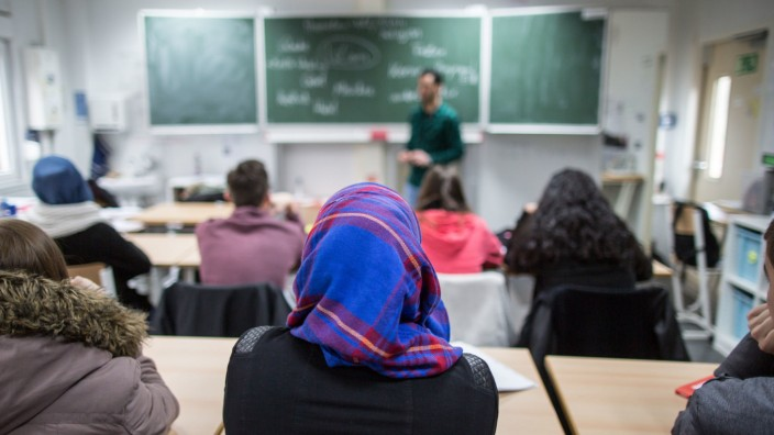 Kopftuch an Schulen