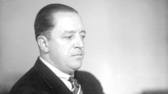 Ludwig Mies van der Rohe, deutsch-amerikanischer Architekt