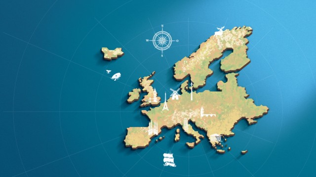 SZ Gesellschaft Seite 1 Illu Europa