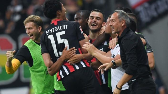 Eintracht Frankfurt - Racing Straßburg