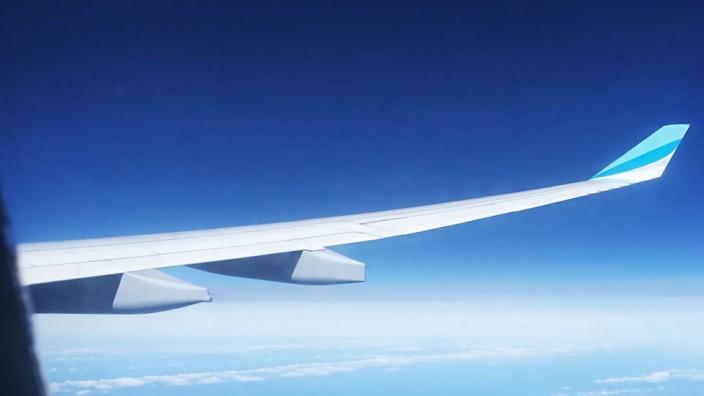 Luftverkehr: Das Urlaubsgeschäft lief gut: In den drei Sommer-Monaten beförderte Eurowings 82 Prozent mehr Passagiere als im Krisenjahr 2020.