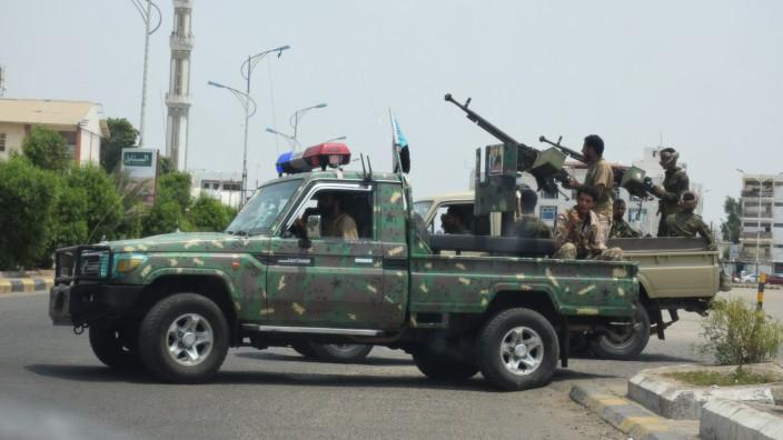 Konflikt im Jemen