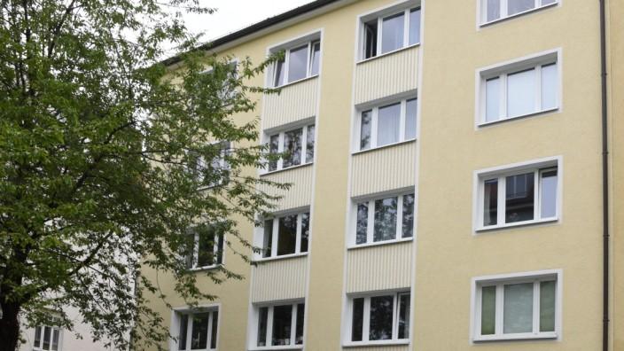 Im Haus in der Guldeinstrasse gibt es 32 Wohnungen.
