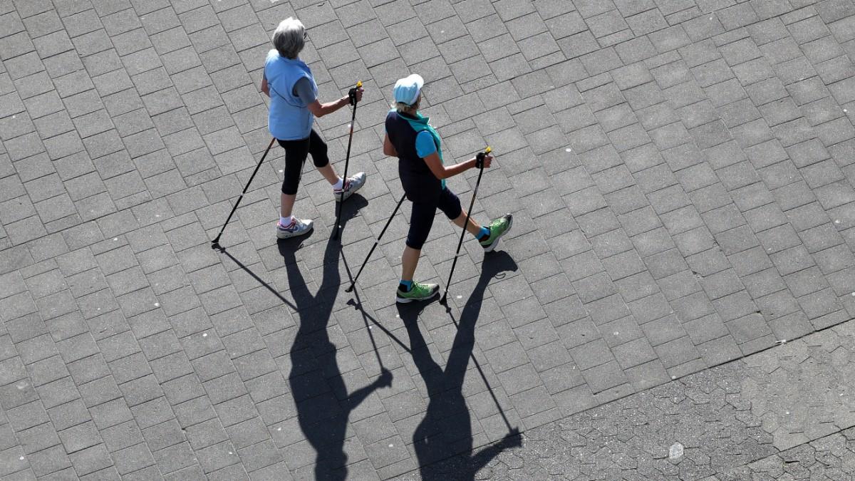 Auch unsportliche Senioren können Muskeln aufbauen