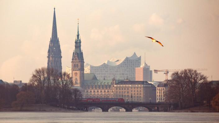 Boomender Hamburg-Tourismus