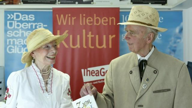 Theatergemeinde München: Inge und Franz Samuel.