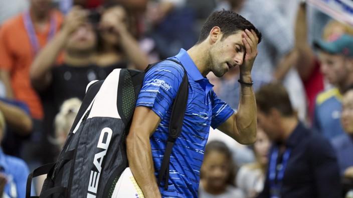 Novak Djokovic US Open 2019