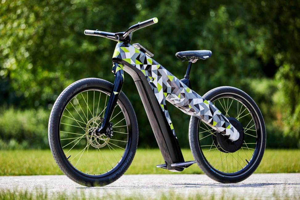 SKODA zeigt innovatives Zweiradkonzept KLEMENT