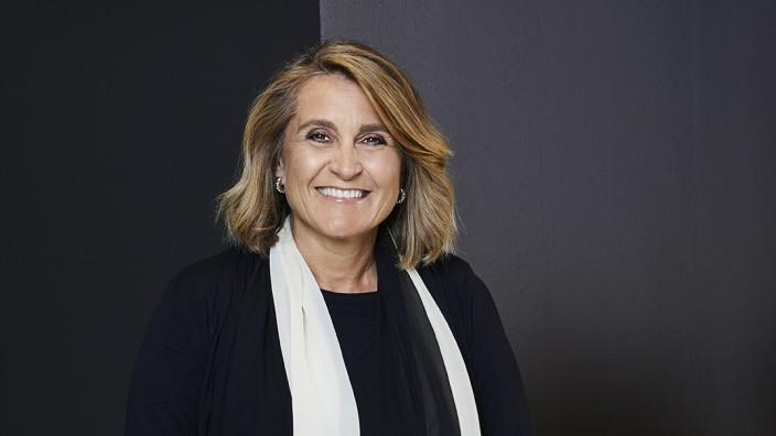 Simona Scarpaleggia im Interview: Dass Frauen nicht aufsteigen wollen, sei ein Klischee, sagt die Ikea-Managerin Simona Scarpaleggia.