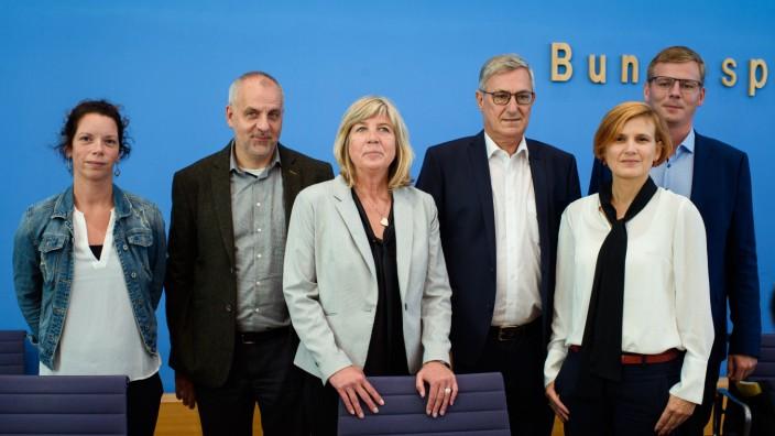 Nach den Landtagswahlen in Brandenburg und Sachsen - Die Linke