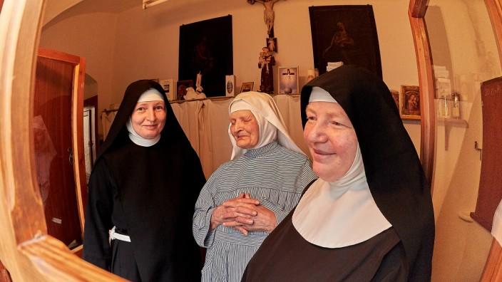 Kloster REutberg Franziskanerinnenkloster Reutberg