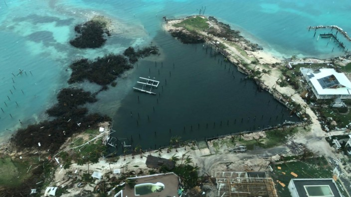 "Bahamas: Die Abaco-Inseln nach dem Hurrikan ""Dorian"" 2019"