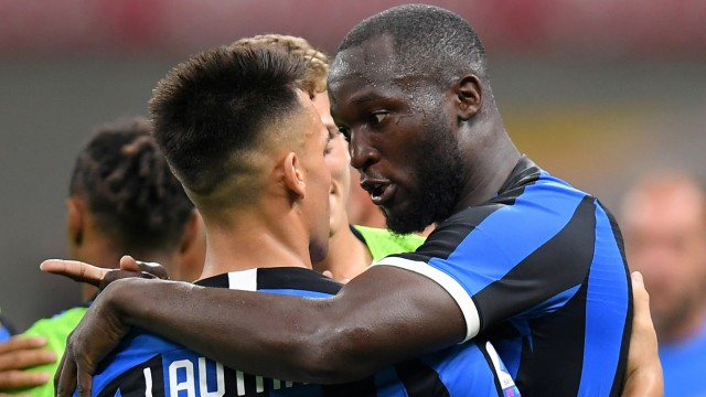 Serie A - Inter Milan v Lecce