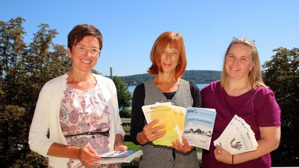 Jubiläumsprogramm der VHS Starnberger See; VHS Starnberger See